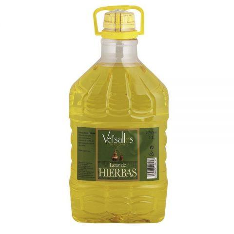 LICOR HIERBAS GARRAFA 3L 30%