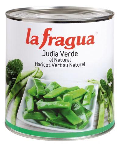 JUDIA VERDE ANCHA NATURAL LATA 3 kg