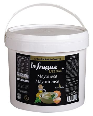 MAYONESA LIGERA CUBO 3600 ml